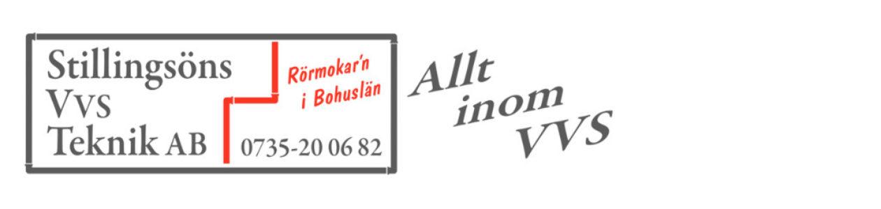 Stillingsöns VVS Teknik AB – Rörmokaren i Bohuslän